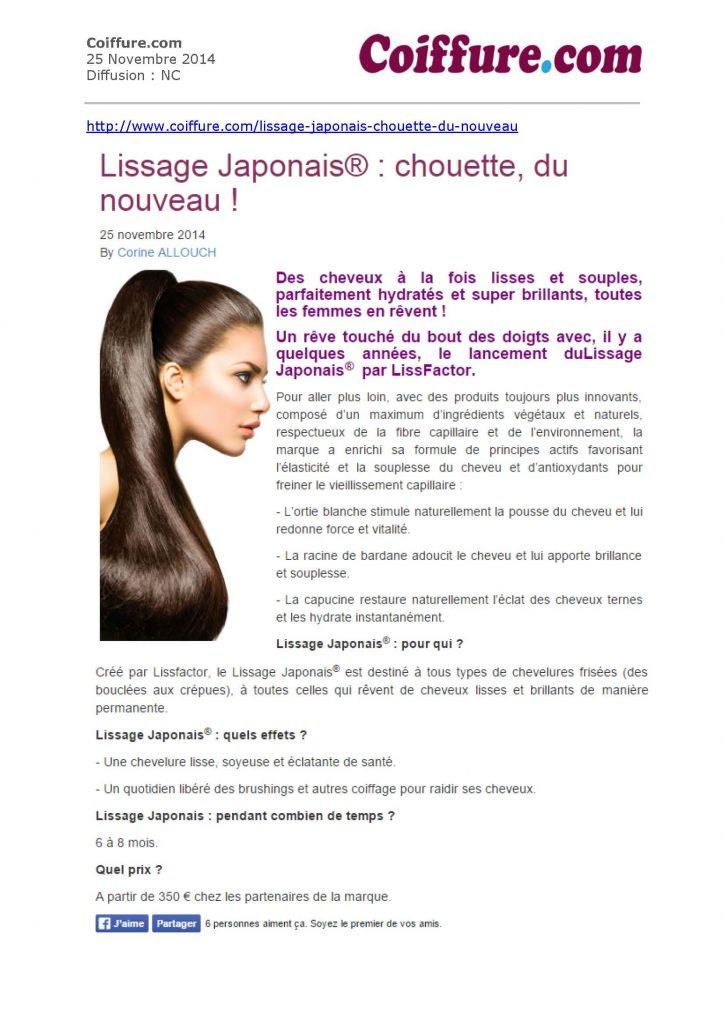 Coiffure.com - 25 11 14