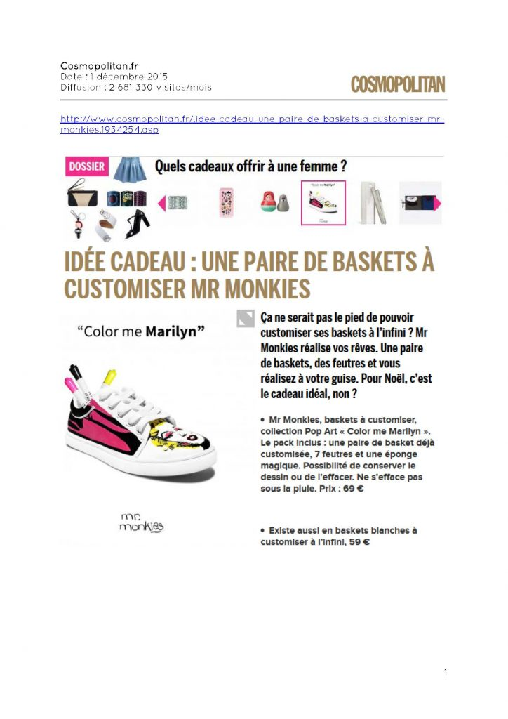 Cosmopolitan.fr - 01.12.2015