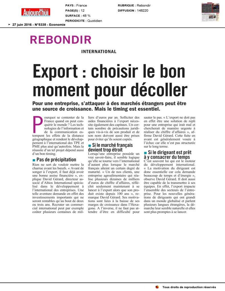 Le Parisien - Aujourd'hui en France - 27.06.2016_Page_1