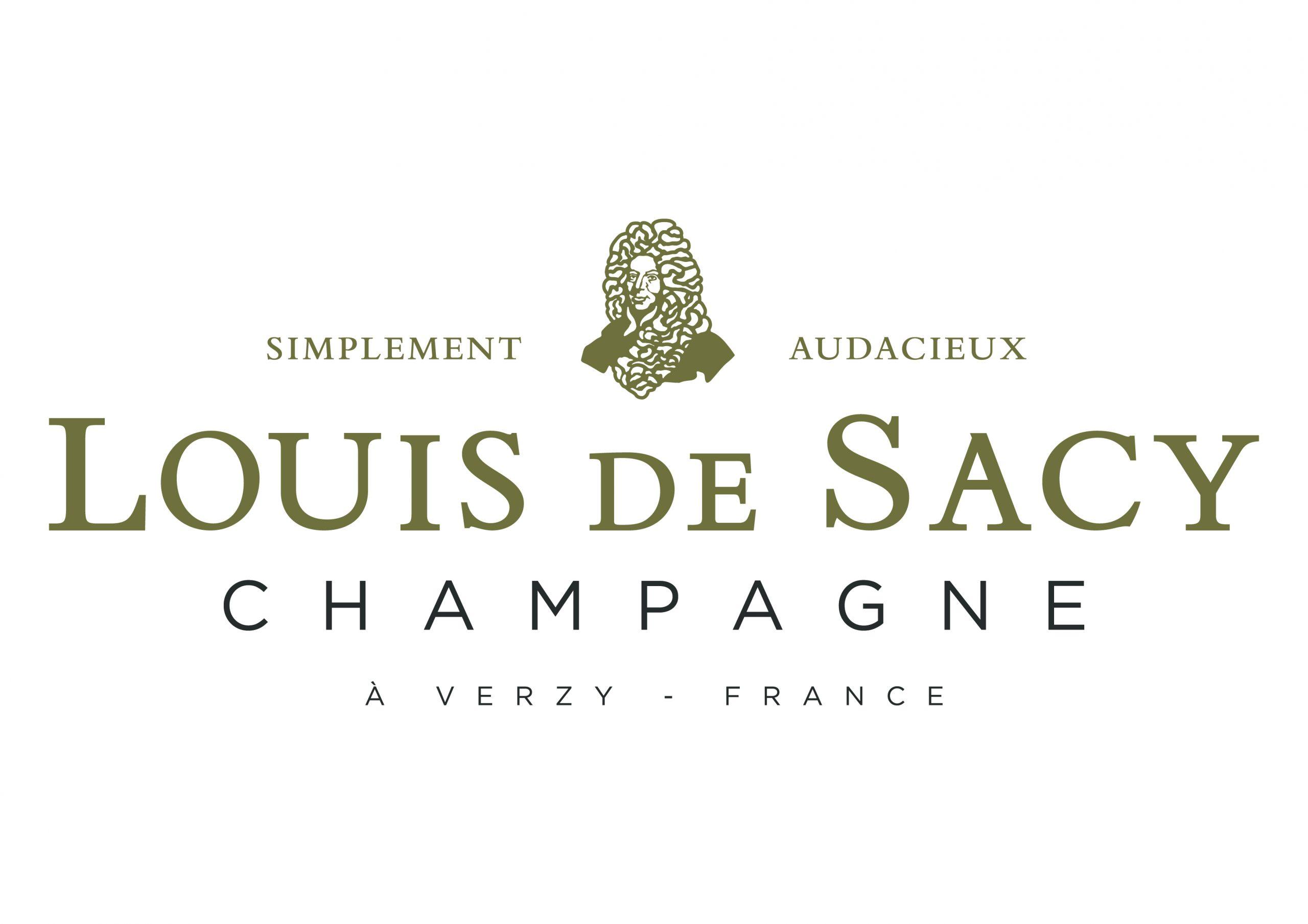 Logo Champagne Louis de Sacy