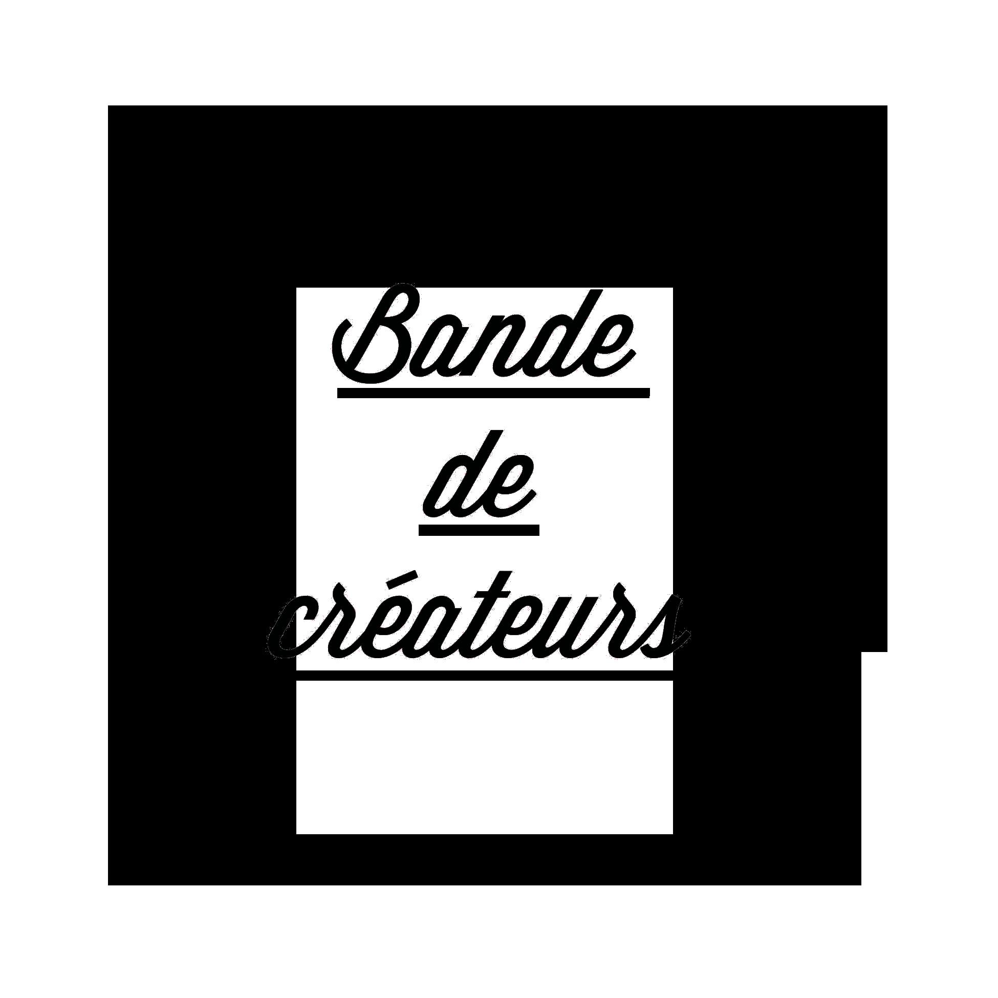 Logo Bande de Créateurs