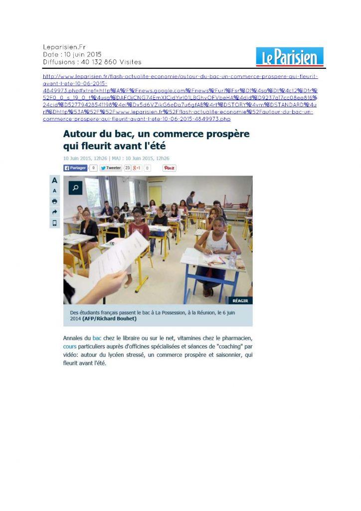 leparisien.fr - 10.06.2015_Page_1